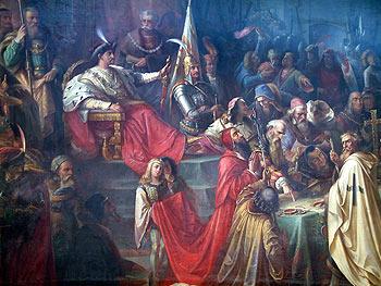II Pokój Toruński Marian Jaroczyński