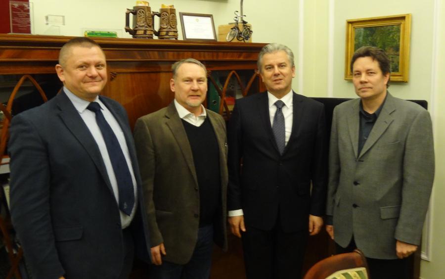 spotkanie w Sejmie RP