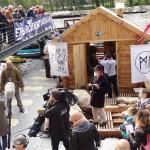 Polska Kużnia rzeczna na Festiwalu Loary w Orleanie
