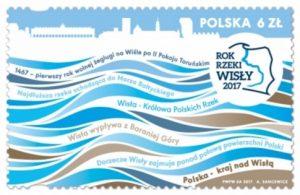 Znaczek Poczty Polskiej