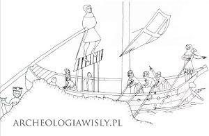 """""""Archeologiczne badania wraków statków wiślanych"""""""